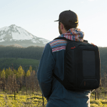 voltaic converter 5W solar backpack hike