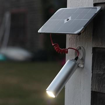 voltaic shine solar LED lifestyle