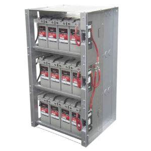 Outback IBR-3-48-175 battery rack