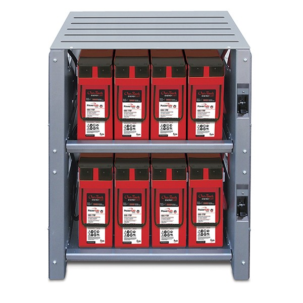 outback ibc-2-48-175 battery rack