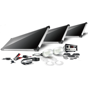 schumacher sp-5400 solar power kit