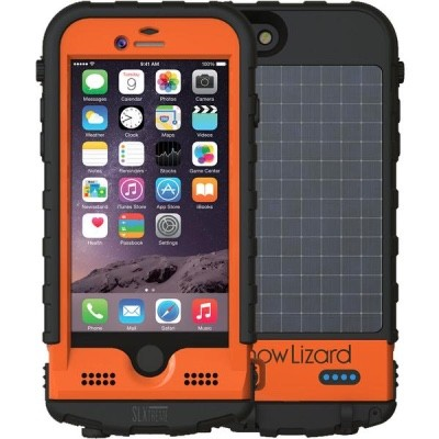 snow lizard slxtreme 6 6s orange front-back