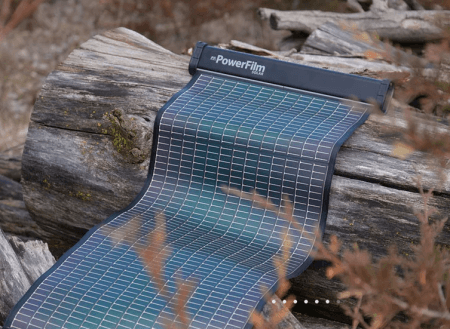 powerfilm lightsaver max solar charger