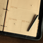 rite in the rain 9260w-mx weekly planner
