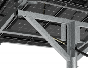 titan sp bifacial ground mount