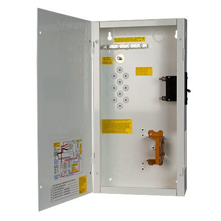 midnite mndc-c-series dc breaker panel