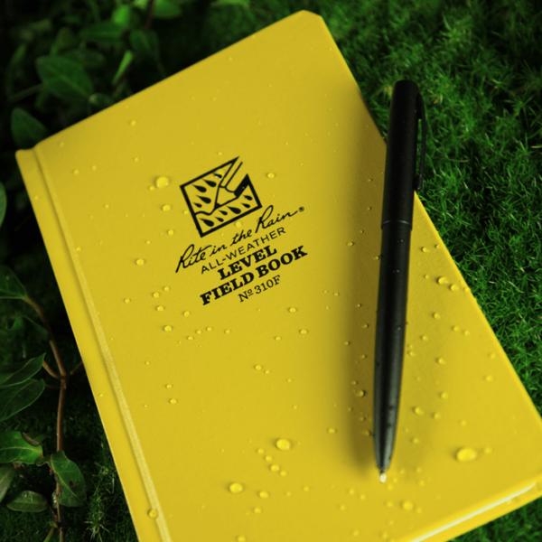 rite in the rain 310f notebook level pattern