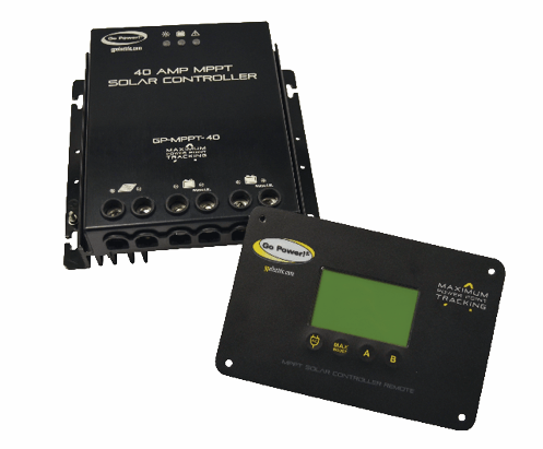 go power 40a mppt charge controller