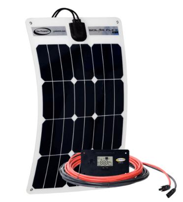 go power solar flex 30w kit