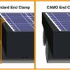ironridge UFO vs CAMO