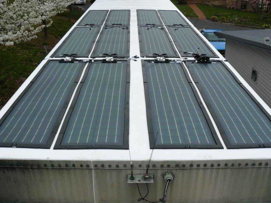 GSE powerflex Install comm shed