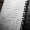 rite in the rain p52 planner conversions