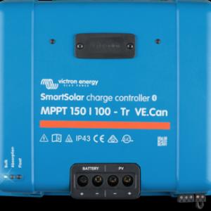 victron smartsolar 150/100 tr mppt solar controller ve.can