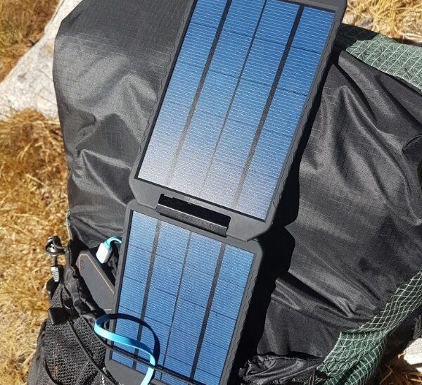 powertraveller extreme solar panel backpack