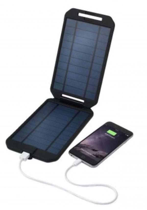 powertraveller extreme solar panel phone charger