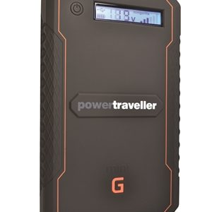 powertraveller mini-g battery solar battery