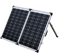 matrix 120W folding solar kit