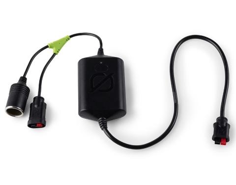 goal zero 98078 regulated 12v output cable