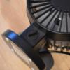 usb fan 2-speed dual blade
