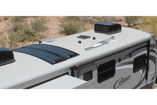 global solar PowerFLEX rv roof