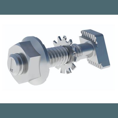 ironridge frameless hardware t-bolt