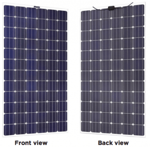 sunpreme maxima gxb 380 bifacial frameless solar module