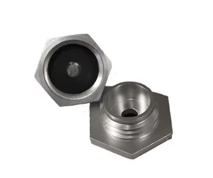 snapnrack metal roof base mount block open