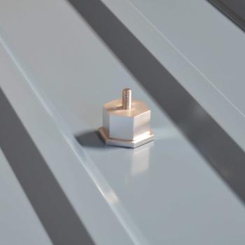 snapnrack metal roof base 242-02036