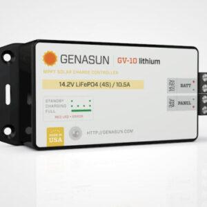 Genasun GV10-Li mppt controller