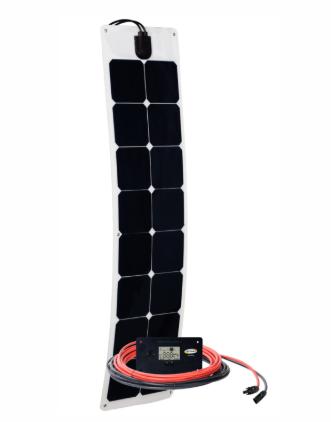 go power solar flex 50 kit 50w