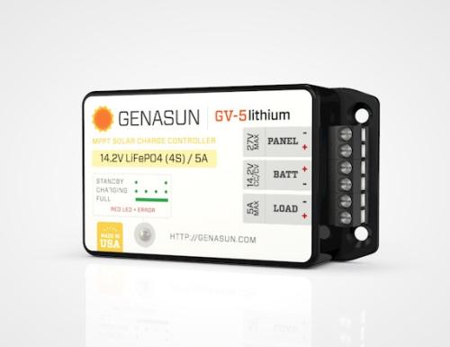 genasun gv-5-li-14.2