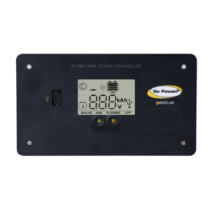 GP-PWM-30-SB solar charge controller with LFP