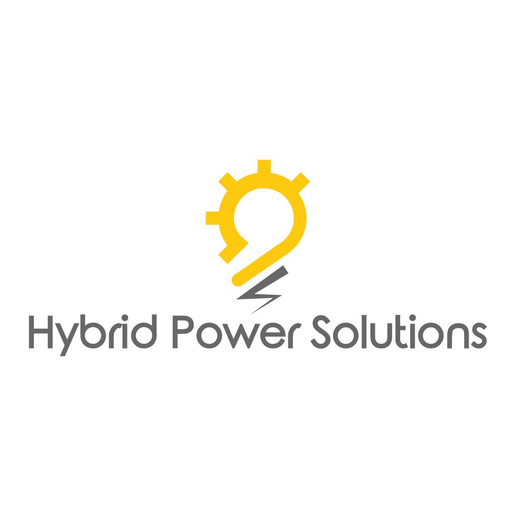 hybrid power logo