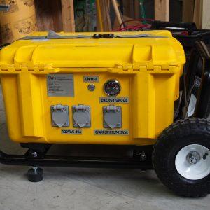 HPS Batt Pack cart