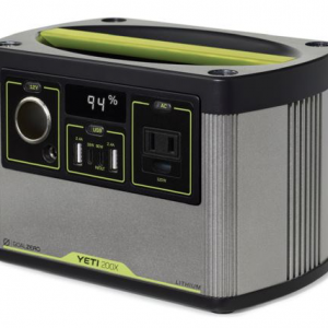 goal zero yeti 200x li lithium power station