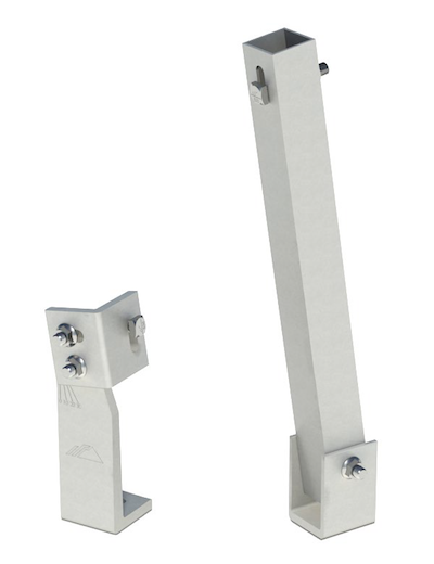 ironridge fixed tilt legs