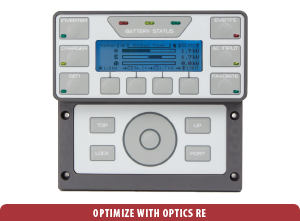outback mate3s system monitor and control