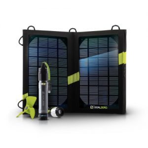 goal zero switch 10 multi-tool solar kit
