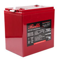 surrette rolls S6-275AGM deep cycle battery