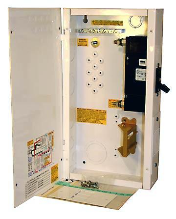 midnite MNDC250 inverter disconnect wiring panel parts