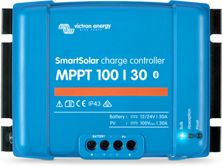 victron smartsolar mppt 100-30 charge controller