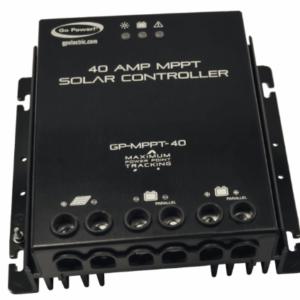 gp-mppt-40 solar controller