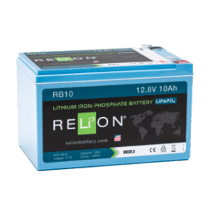 relion RB10 lithium battery lfp