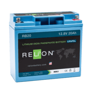 relion rb20 lfp battery