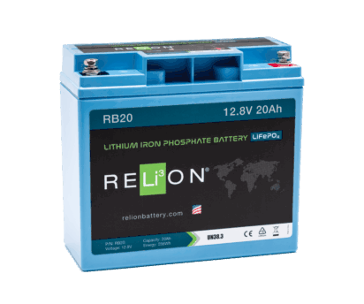 relion rb20 lfp battery