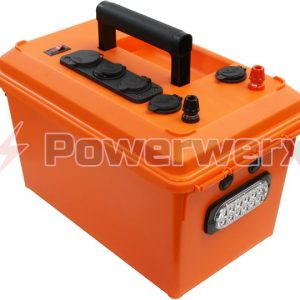 powerwerx megabox portable power box 30-70ah bioenno batteries