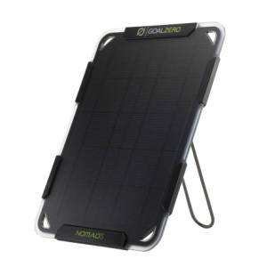 goal zero nomad 5 solar