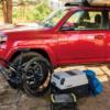 goal zero yeti 1500x camp truck conversion