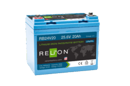 relion RB24V20 24v lithium battery