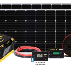 go power SOLAR ELITE package RevG